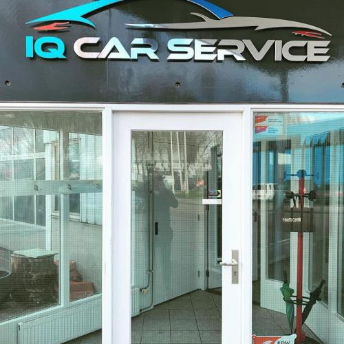 IQ CAR SERVICE - Entree